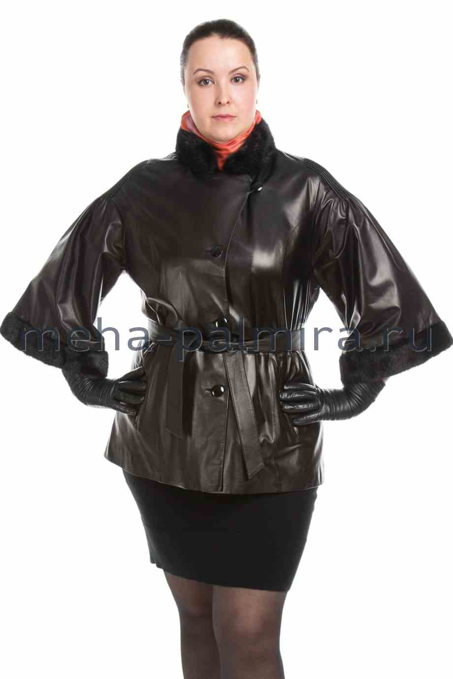 Женская Кожаная Куртка Кожа Купить