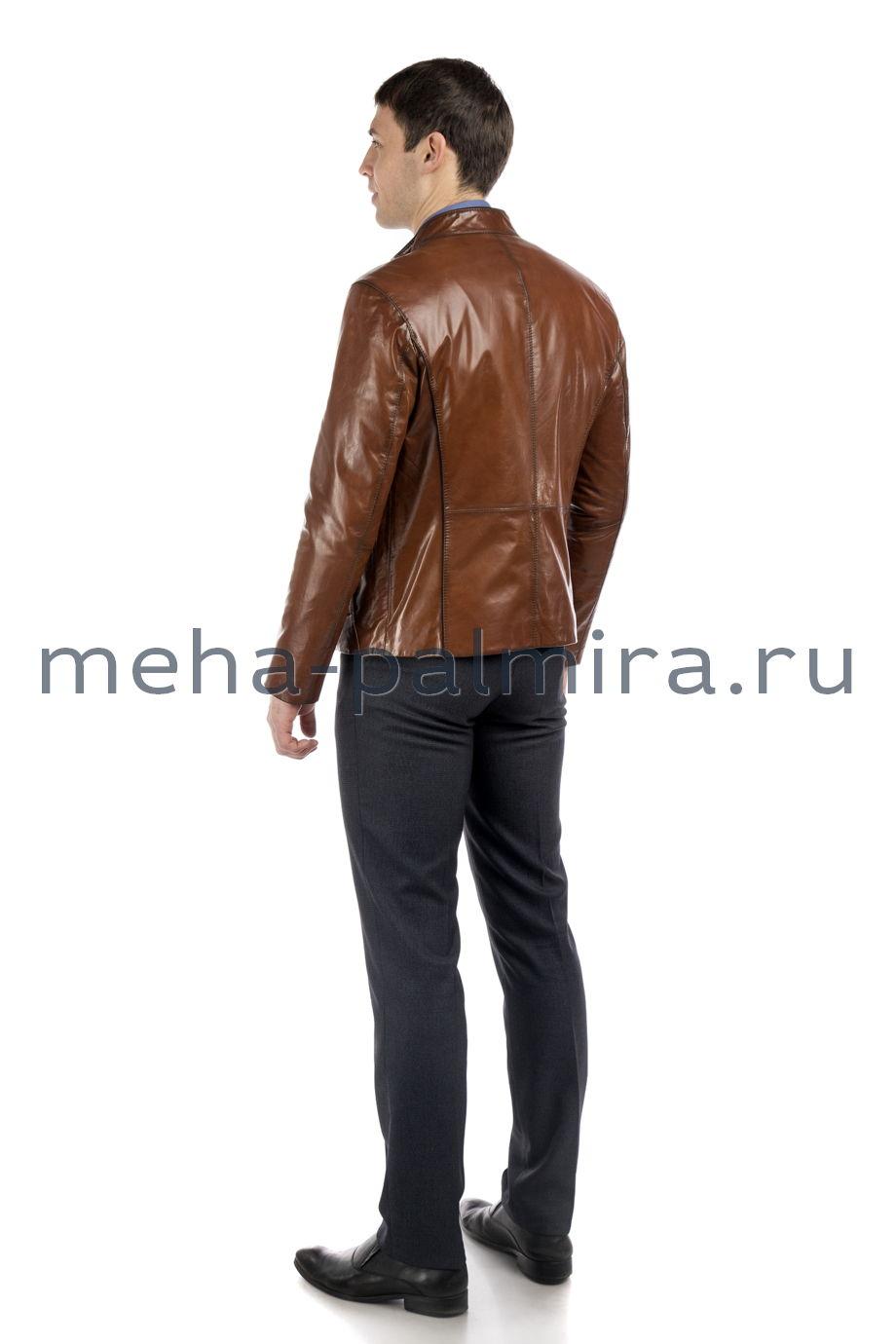 Мужские Куртки Кожа