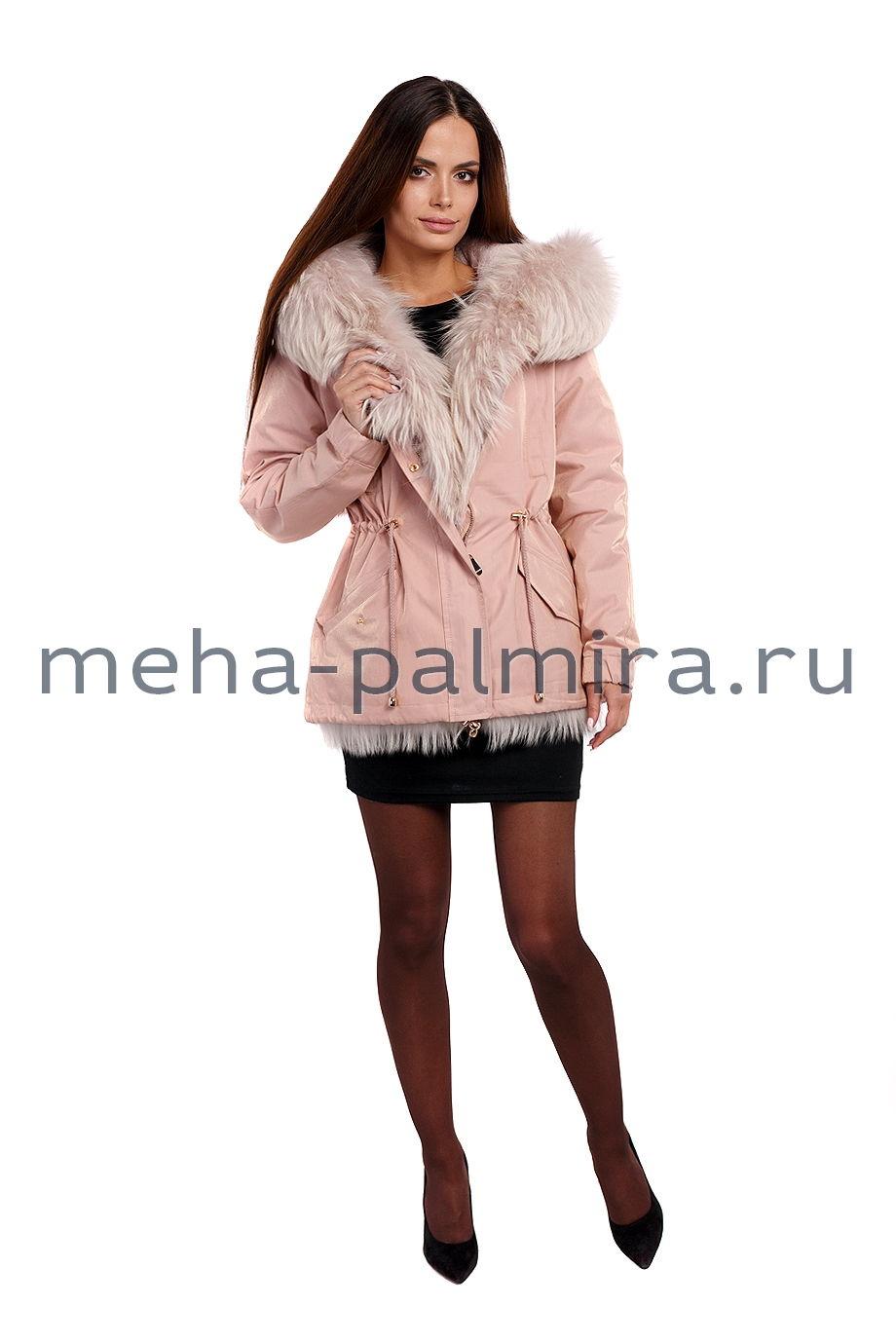 Парка - куртка на меху