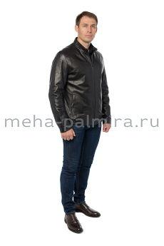 Мужская куртка из натуральной кожи