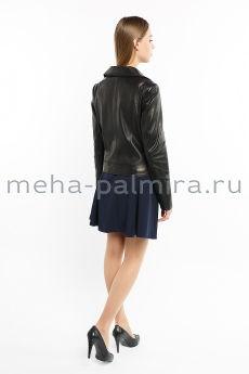 Кожаная куртка-косуха